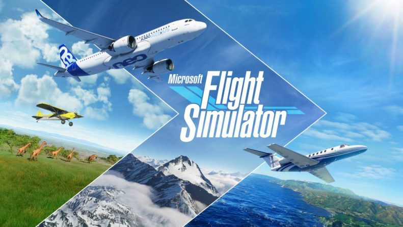 flight simulator ya disponible en xbox