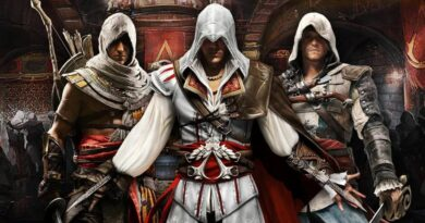 personajes principales de Assassin's Creed