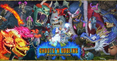 Ghosts'n goblins resurection